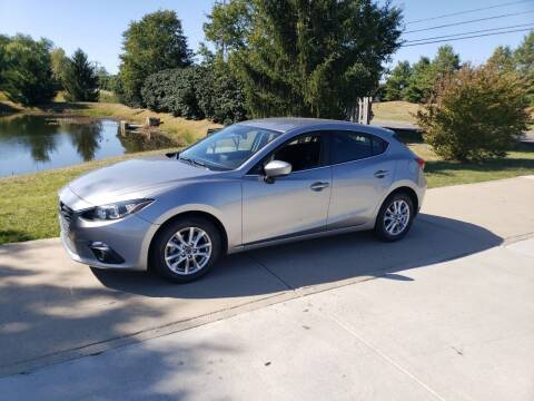 2015 Mazda MAZDA3 for sale at Exclusive Automotive in West Chester OH