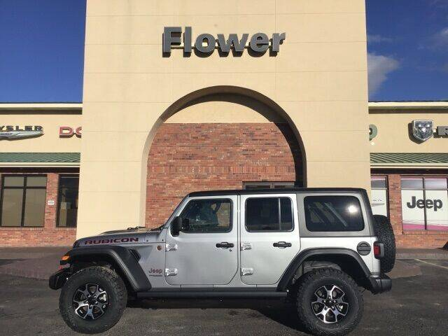 2021 Jeep Wrangler Unlimited for sale in Montrose, CO