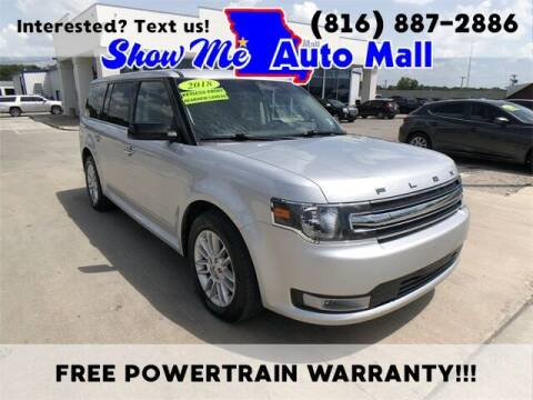 2018 Ford Flex for sale at Show Me Auto Mall in Harrisonville MO