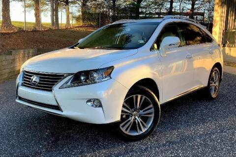 2015 Lexus RX 450h for sale at TRUST AUTO in Sykesville MD