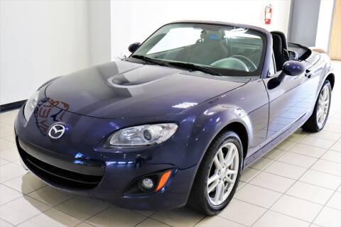 2012 Mazda MX-5 Miata for sale at Weaver Motorsports Inc in Cary NC