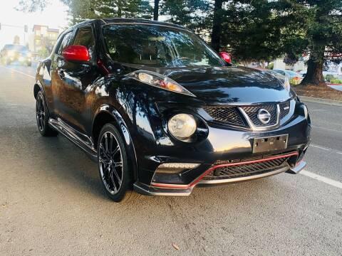 2014 Nissan JUKE for sale at Brand Motors llc in Hayward CA