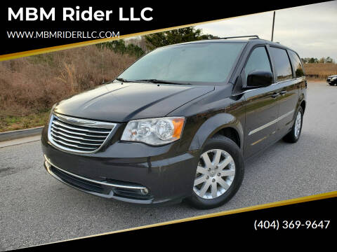 2014 Chrysler Town and Country for sale at MBM Rider LLC in Alpharetta GA