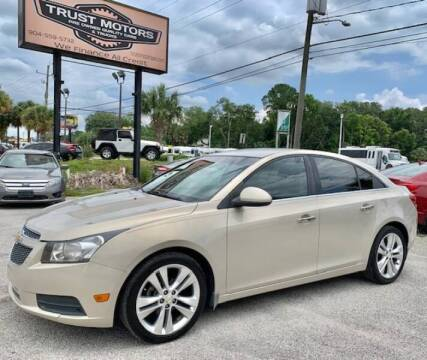 2011 Chevrolet Cruze for sale at Trust Motors in Jacksonville FL
