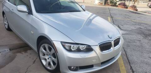 2010 BMW 3 Series for sale at EADO AUTOMOTIVE, LLC in Houston TX