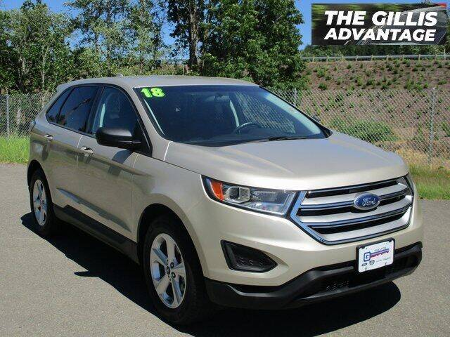 2018 Ford Edge for sale in Shelton, WA