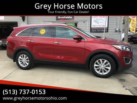 2017 Kia Sorento for sale at Grey Horse Motors in Hamilton OH