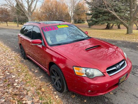 2005 Subaru Legacy for sale at BELOW BOOK AUTO SALES in Idaho Falls ID