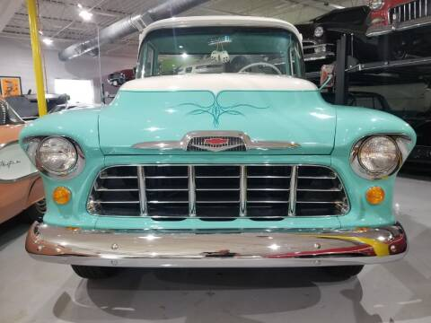 1956 Chevrolet 3100 for sale at Great Lakes Classic Cars & Detail Shop in Hilton NY