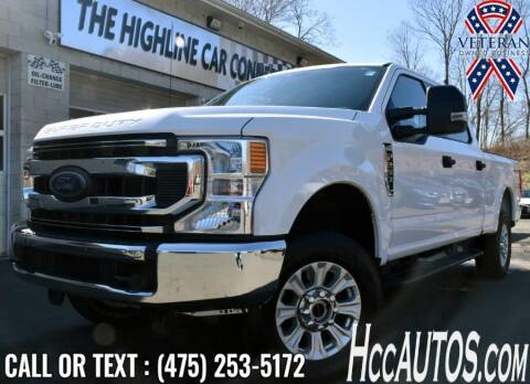 2020 Ford F-250 Super Duty for sale at The Highline Car Connection in Waterbury CT