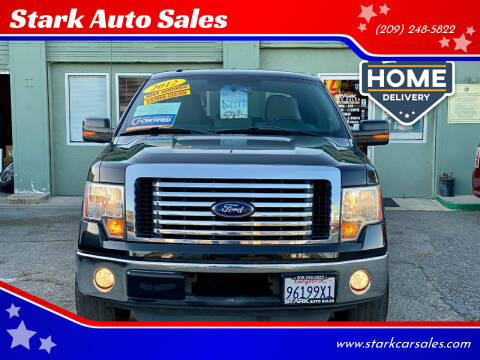 2012 Ford F-150 for sale at Stark Auto Sales in Modesto CA