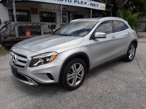 2016 Mercedes-Benz GLA for sale at RICKY'S AUTOPLEX in San Antonio TX