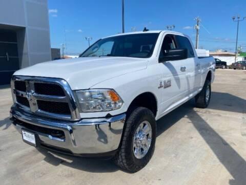 2018 RAM Ram Pickup 2500 for sale at Eurospeed International in San Antonio TX