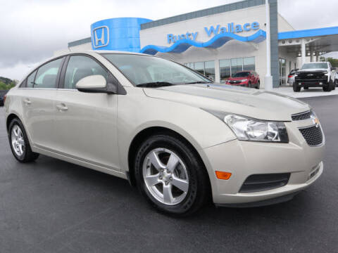 2013 Chevrolet Cruze for sale at RUSTY WALLACE HONDA in Knoxville TN