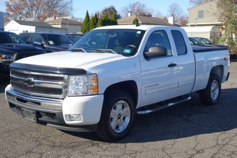 2011 Chevrolet Silverado 1500 for sale at Olger Motors, Inc. in Woodbridge NJ