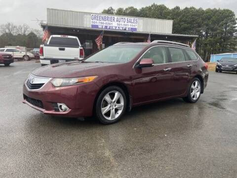 2011 Acura TSX Sport Wagon for sale at Greenbrier Auto Sales in Greenbrier AR