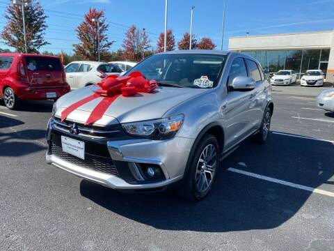 2019 Mitsubishi Outlander Sport for sale at Charlotte Auto Group, Inc in Monroe NC