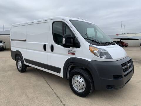 2017 RAM ProMaster Cargo for sale at Excellence Auto Direct in Euless TX