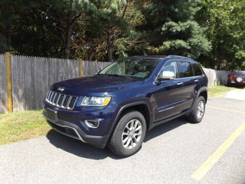 2015 Jeep Grand Cherokee for sale at Wayland Automotive in Wayland MA