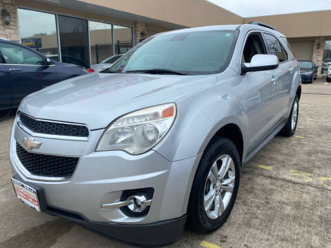2013 Chevrolet Equinox for sale at Houston Auto Gallery in Katy TX