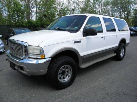 2002 Ford Excursion for sale at Dream Auto Group in Dumfries VA