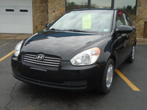 2008 Hyundai Accent for sale at Rogos Auto Sales in Brockway PA