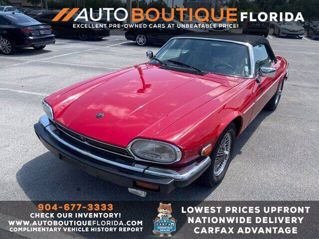 1989 Jaguar XJ-Series for sale in Jacksonville, FL
