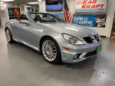2006 Mercedes-Benz SLK for sale at Kar Kraft in Gilford NH