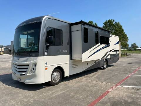 2021 Fleetwood Flair 35r, Sleeps 8 King Bed for sale at Top Choice RV in Spring TX