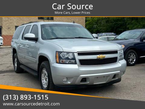 2013 Chevrolet Suburban for sale at Car Source in Detroit MI