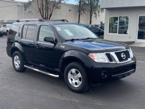 2012 Nissan Pathfinder for sale at Brown & Brown Wholesale in Mesa AZ