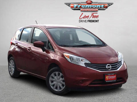 2016 Nissan Versa Note for sale at Rocky Mountain Commercial Trucks in Casper WY