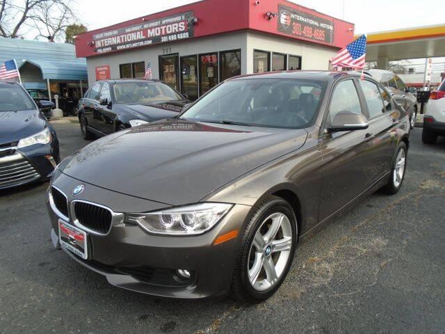 2012 BMW 3 Series for sale at International Motors in Laurel MD