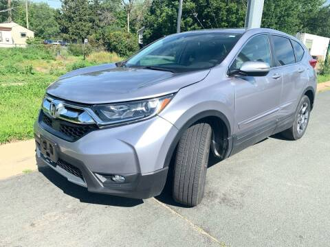 2017 Honda CR-V for sale at ONG Auto in Farmington MN