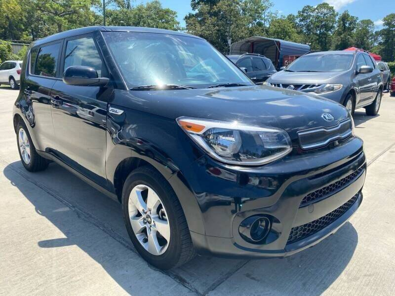 2019 Kia Soul for sale at Auto Land Of Texas in Cypress TX