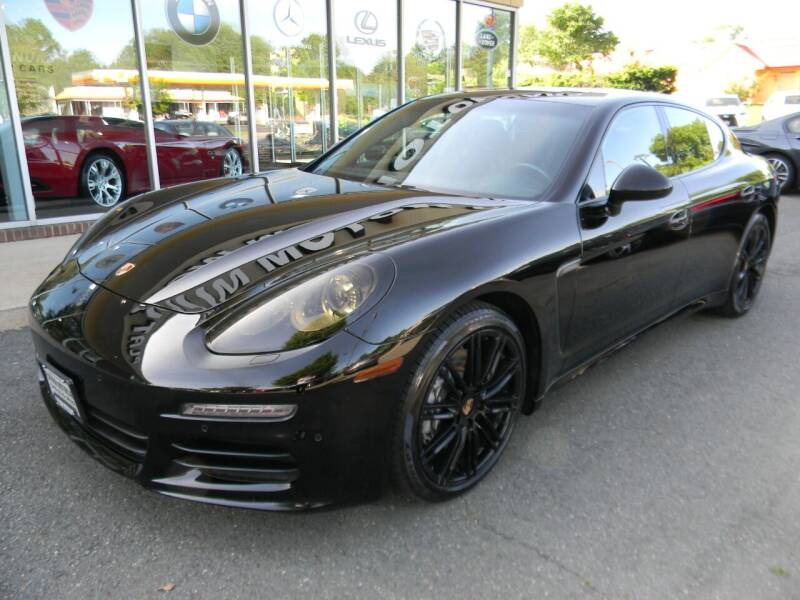 2016 Porsche Panamera for sale at Platinum Motorcars in Warrenton VA