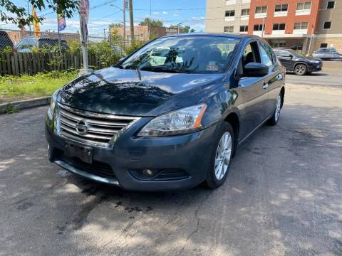 2013 Nissan Sentra for sale at Exotic Automotive Group in Jersey City NJ