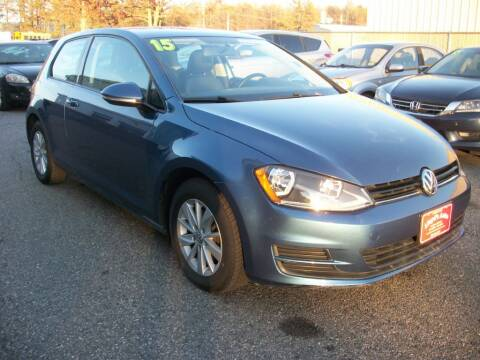 2015 Volkswagen Golf for sale at Lloyds Auto Sales & SVC in Sanford ME