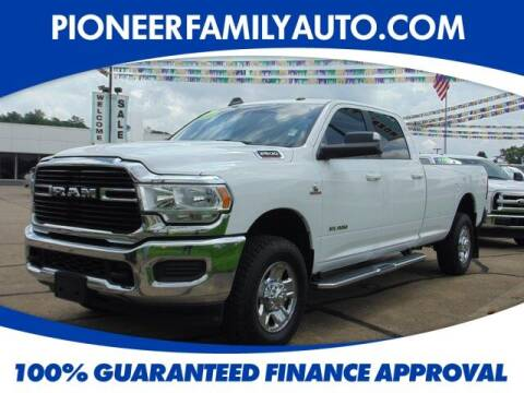 2020 RAM Ram Pickup 2500 for sale at Pioneer Family Preowned Autos in Williamstown WV