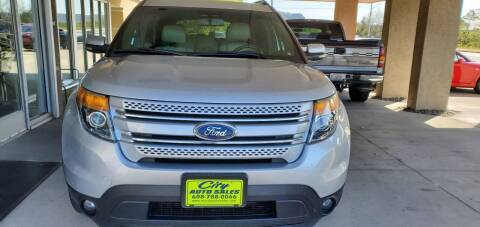 2012 Ford Explorer for sale at City Auto Sales in La Crosse WI