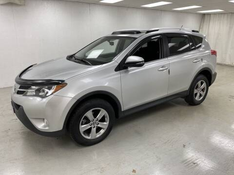 2015 Toyota RAV4 for sale at Kerns Ford Lincoln in Celina OH
