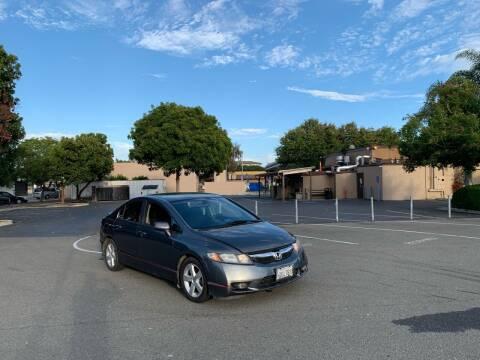 2011 Honda Civic for sale at Blue Eagle Motors in Fremont CA
