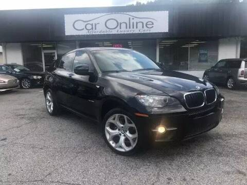 2011 BMW X6 for sale at Car Online in Roswell GA