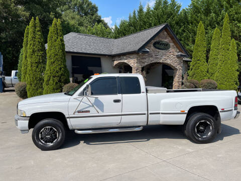 1995 Dodge Ram Pickup 3500 for sale at Hoyle Auto Sales in Taylorsville NC