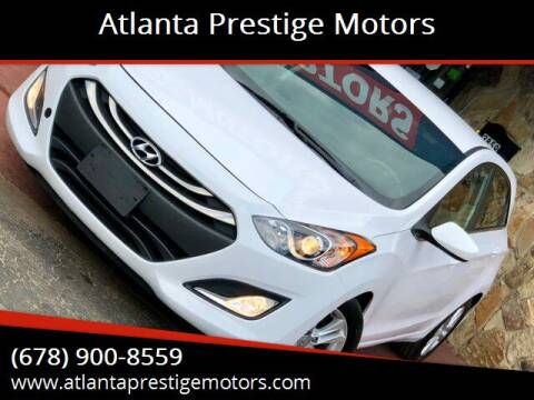 2014 Hyundai Elantra GT for sale at Atlanta Prestige Motors in Decatur GA