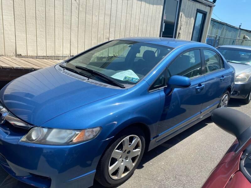 2010 Honda Civic for sale at Debo Bros Auto Sales in Philadelphia PA