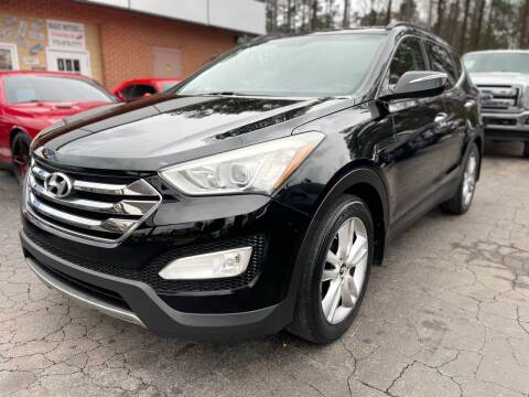 2013 Hyundai Santa Fe Sport for sale at Magic Motors Inc. in Snellville GA