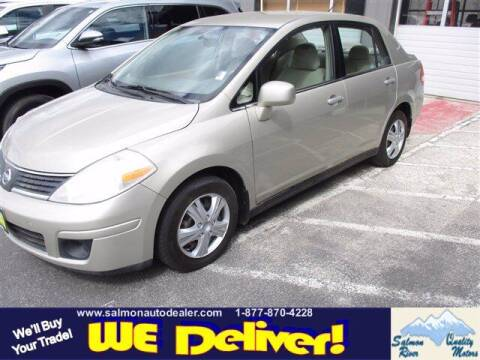 2007 Nissan Versa for sale at QUALITY MOTORS in Salmon ID