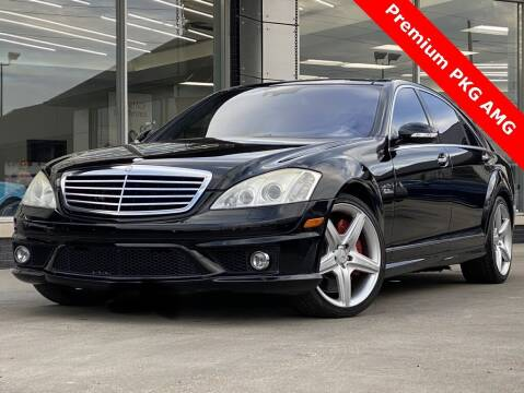 2009 Mercedes-Benz S-Class for sale at Carmel Motors in Indianapolis IN