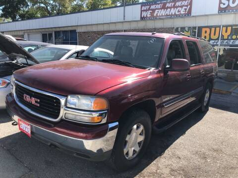 2003 GMC Yukon XL for sale at Sonny Gerber Auto Sales in Omaha NE